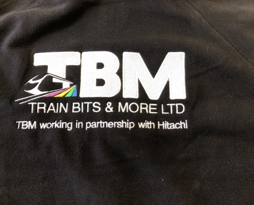 TBM workwear t-shirts for cleaning team