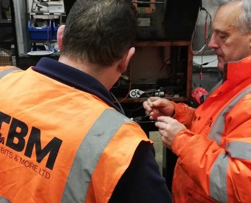 TBM Rail CET tanks repairs for fleet operators